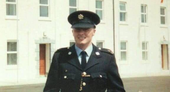 Detective Garda Colm Horkan was killed in a shooting incident in Castlerea, Co Roscommon last month.