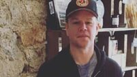 Matt Damon leaves Ireland after last visit to Dalkey bakery