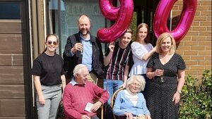 Gardaí go 'out of their way' to make 90-year-old's birthday 'extra special'