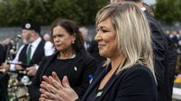 Sinn Féin plays down leadership presence at Bobby Storey's funeral