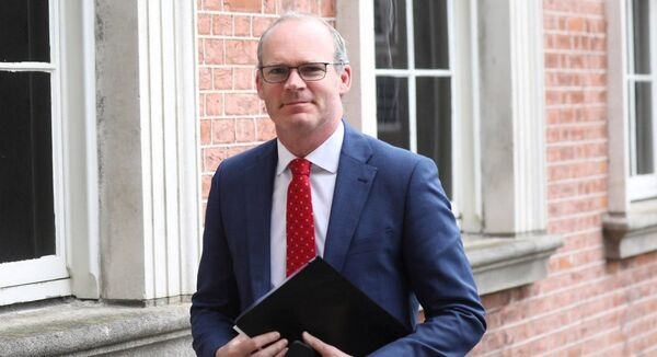 Foreign Affairs Minister and former tánaiste Simon Coveney said the M20 motorway is a 'really strategic infrastructure' which is badly needed.Picture: Julien Behal