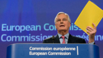 EU open to two-year Brexit extension, says Michel Barnier
