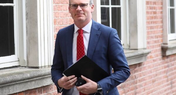 Simon Coveney: British have moved away from legal commitments.