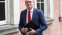 'Frustration' at British switch in Brexit stance - Coveney