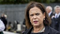 'I am very sorry': Mary Lou McDonald apologises for Bobby Storey funeral crowds