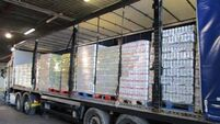 Drugs and alcohol worth €162k seized in Dublin mail centre and Rosslare port