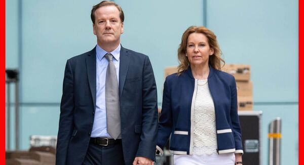 Former Conservative MP Charlie Elphicke arriving at Southwark Crown Court, London, alongside MP for Dover Natalie Elphicke, where he faces three charges of sexual assault. Picture: Dominic Lipinski/PA Wire