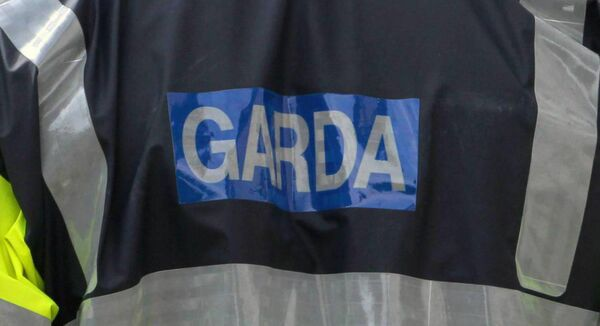 A number of men and two cars were seen parked in the layby before junction 12 of the motorway at Kinnegad at around 7.10pm this evening.