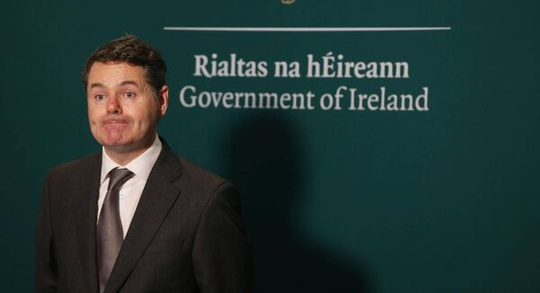 Paschal Donohoe says Ireland's low corporate tax rate will remain a national priority during his time as Eurogroup president. Picture: Sam Boal/Rollingnews.ie