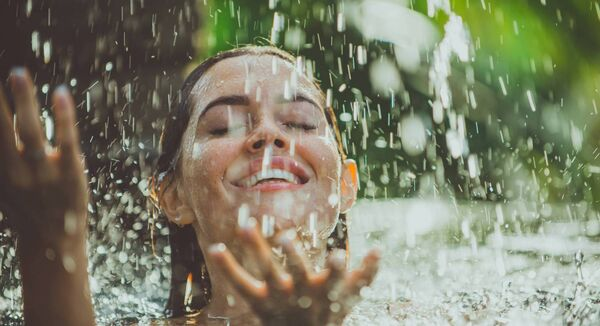 A shower is one of life's relatively inexpensive pleasures. Picture: iStock