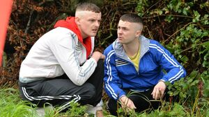 The Young Offenders are set to return to our screens later this month