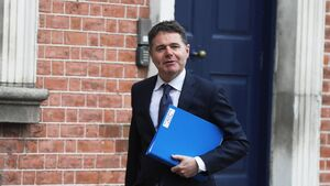 Donohoe has 50/50 chance of getting top Eurogroup job, says MEP