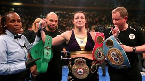 Katie Taylor out to banish doubts in Delfine Persoon rematch