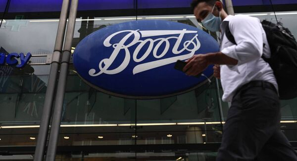 Boots said footfall to its stores fell dramatically since the Covid-19 lockdown. Picture: Simon Dawson/Bloomberg