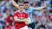Liam O'Donovan ruled out of Cork's 2020 campaign
