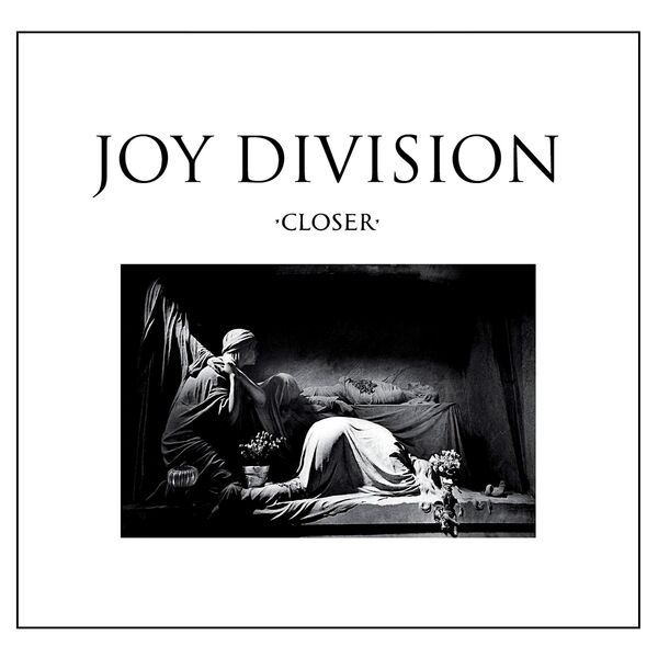 The cover of Joy Division's Closer, released in July 1980.