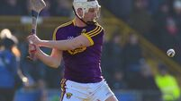 Rapparees confirm Wexford star Ryan injured foot with club, not county
