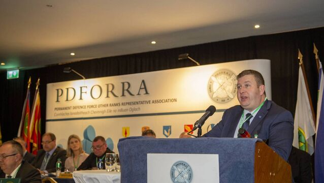PDForra not backing independent pay review model for military