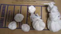 Two men arrested following seizure of €43k of cocaine and diamorphine in Dublin
