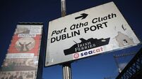 Dublin Port expansion approval 'ignores Brexit realities,' group says