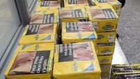 €44k worth of tobacco seized at Cork Airport