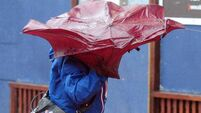 Winds of 100kmh forecast as weather warning issued for 17 counties