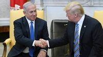 Israel's Benjamin Netanyahu slams West Bank settlers for anti-Trump remarks
