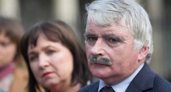 Former Fianna Fáil minister and current TD Willie O'Dea as taken to Twitter on Thursday to vent his anger at the absence of any ministerial representation in Limerick. Picture: Gareth Chaney Collins