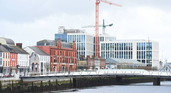 Remitly is to take office space in the Penrose Dock development in the Cork Docklands. Picture: Larry Cummins