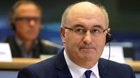 Who are contenders competing with Phil Hogan to be the next head of the World Trade Organization