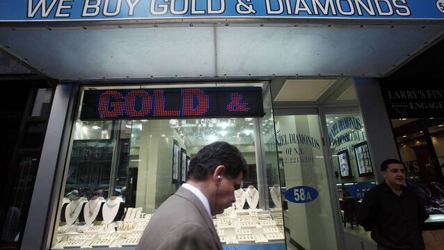 Gold more than worth its weight as Covid boosts prices