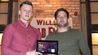 Taking orders: Brothers' app makes pub orders hands-free