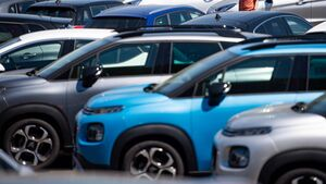 UK demand for new cars down almost 35% in June