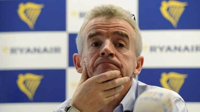 UK quarantine plan 'one shambles after another', says Ryanair boss