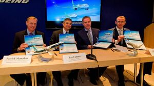 Irish-based aircraft lessor Avolon cancels 27 Boeing 737 Max jets