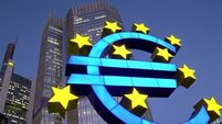 ECB signals June stimulus ruling out swift recovery