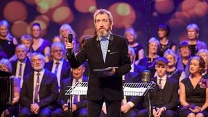 Thursday's TV Highlights: David Brophy's new choir and a classic Ireland v Holland game