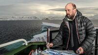 Nicholas Romeril: Antarctic ice-olation was the perfect training for lockdown