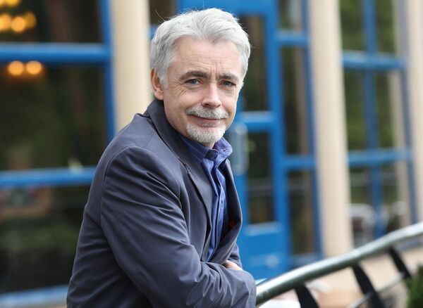 Artemis Fowl series author Eoin Colfer