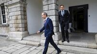 Daniel McConnell: Coalition acts early to establish how it will deal with inevitable clashes