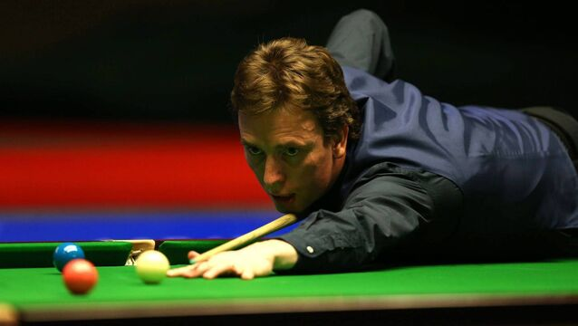 'It felt like a needle going into my forehead': Ken Doherty on life in snooker lockdown