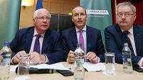 Daniel McConnell: As Martin reaches promised land, the knives are out in Fianna Fáil