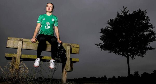 FBD brand ambassador and 2018 World Championship gold-medallist Kellie Harrington. FBD Insurance is a principal partner to Team Ireland since September 2018. FBD is supporting Team Ireland's Olympic hopefuls for the Summer Olympic Games in Tokyo which will now take place in 2021. It is this same spirit of support and protection that sees FBD as Ireland's only homegrown insurer support more than 500,000 policyholders for over 50 years. Picture: Dan Sheridan