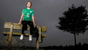 Kellie Harrington: 'People think you are invincible as an athlete, that you're always positive'