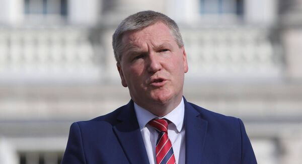 Public Expenditure Minister, and Cork South Central TD, Michael McGrath has asserted that the M20 motorway will be built. Picture:Gareth Chaney
