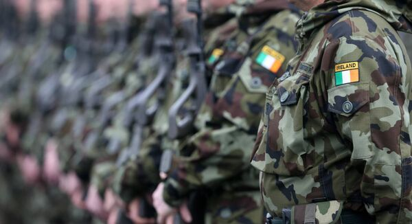 Many Defence Forces personnel had looked to the Programme for Government to give an immediate impetus to addressing their problems. Picture: Colin Keegan, Collins Dublin