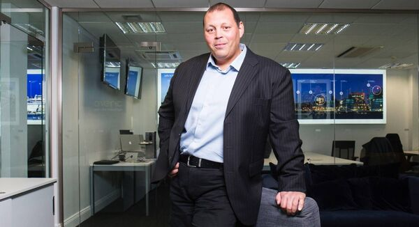 Over-C CEO and founder Michael Elliott. The Cork-based company are releasing a free version of their technology to gyms as the sector looks to get back on its feet. Picture: Clare Keogh