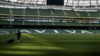 Majority of Irish sports fans against closed door events