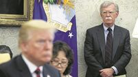 Noah Feldman: Trump lawsuit against John Bolton is beyond frivolous