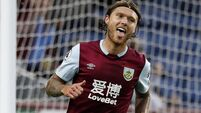 Burnley confirm Jeff Hendrick exit from Turf Moor